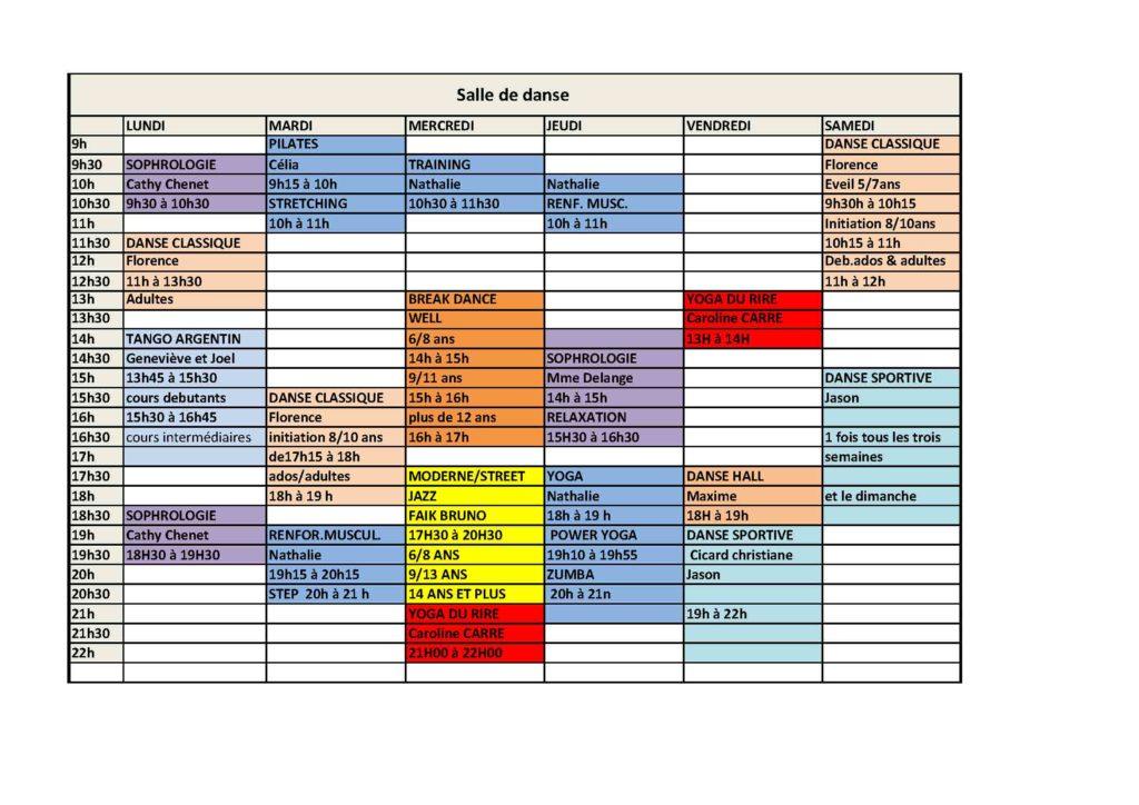 Copie de planning salle de danse RECTIFIE (1)