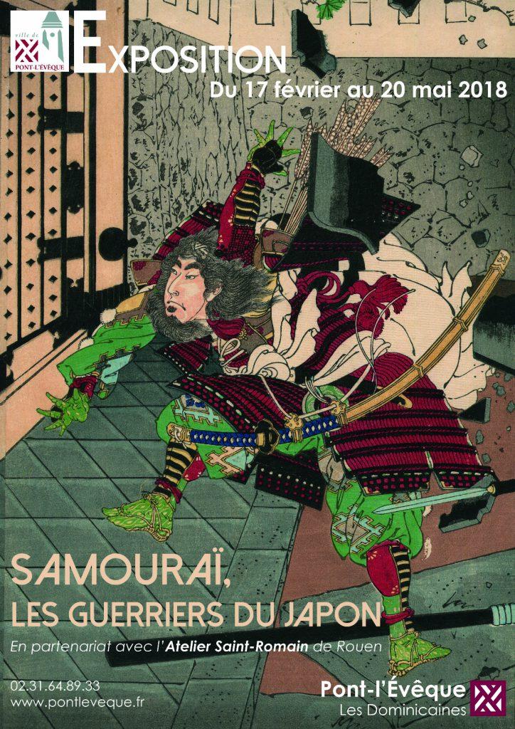 affiche samouraï_2018