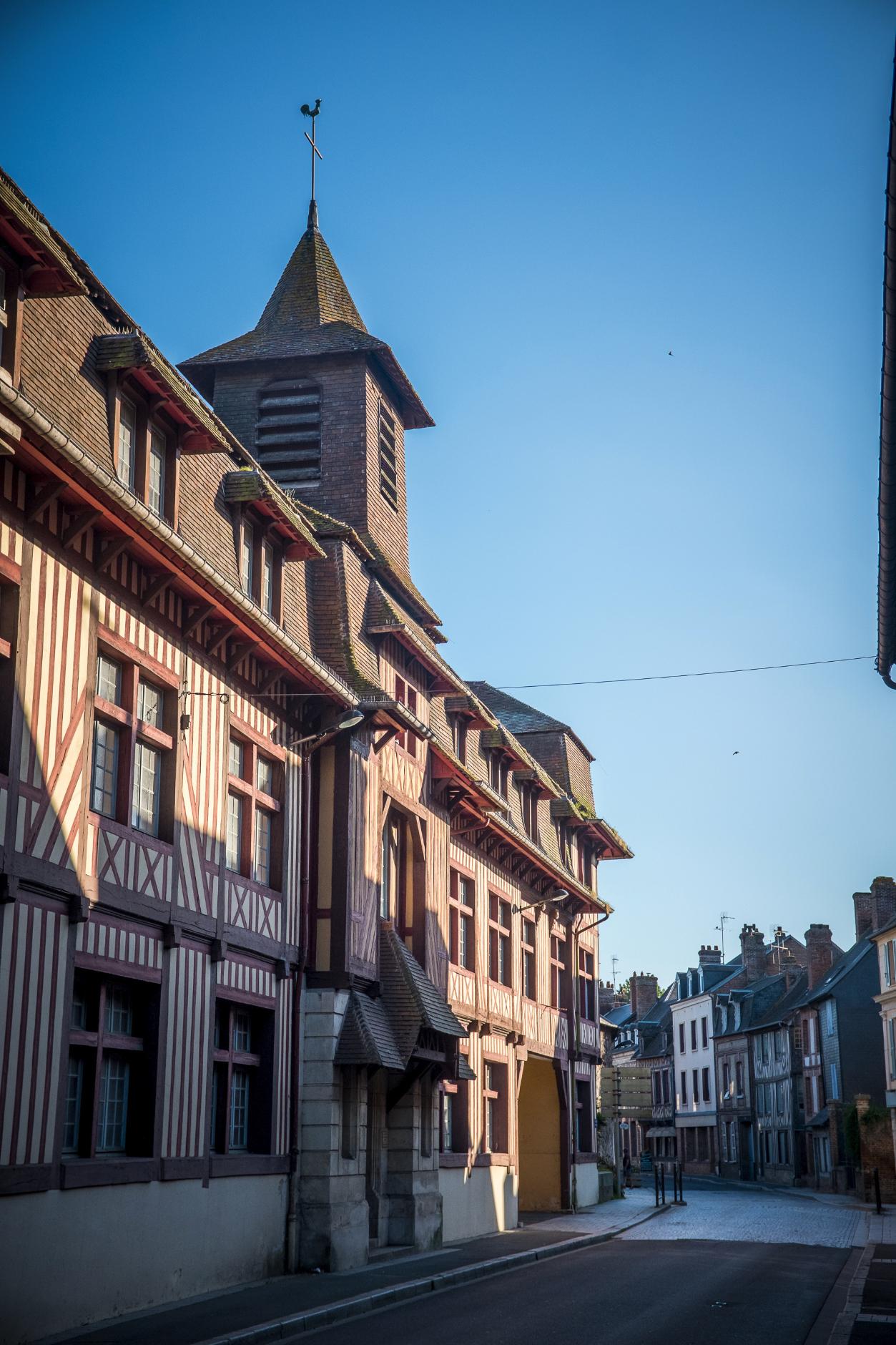 Pont-l'Évêque centre-ville_quartier de vaucelles